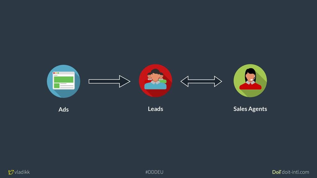 vladikk doit-intl.com #DDDEU Leads Sales Agents...