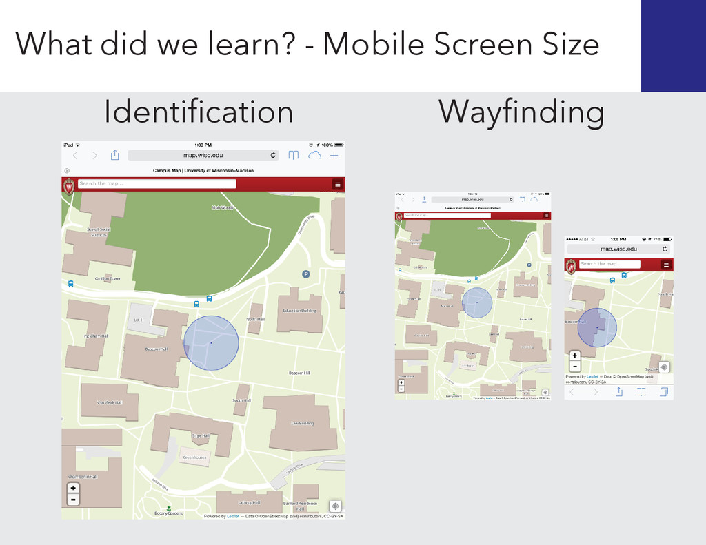 Wayfinding Identification What did we learn? - Mo...