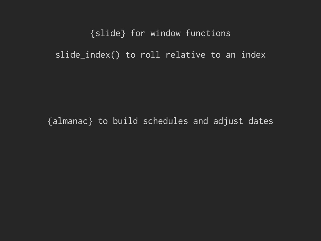 {slide} for window functions slide_index() to r...