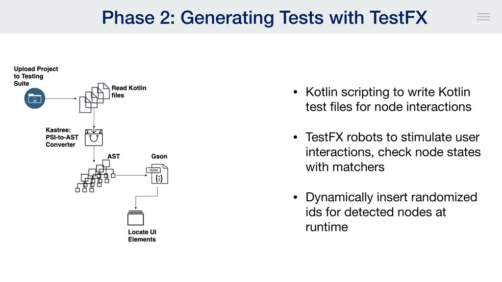 • Kotlin scripting to write Kotlin test files fo...