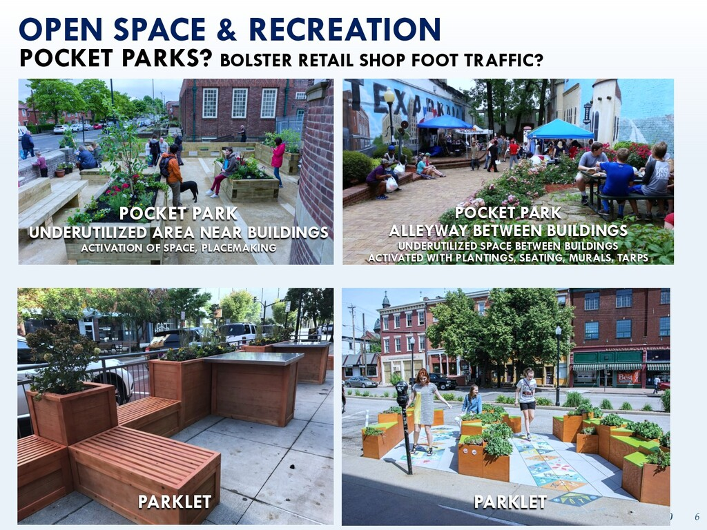 mapc.ma/winthrop2030 6 POCKET PARKS? BOLSTER RE...