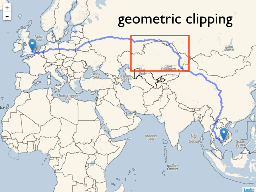 geometric clipping