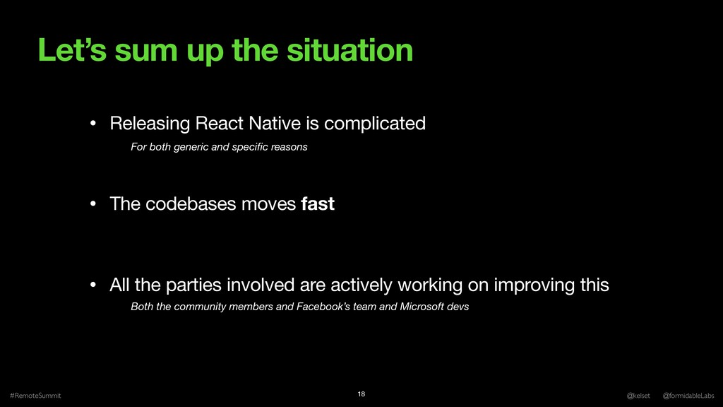 Let's sum up the situation #RemoteSummit @kelse...