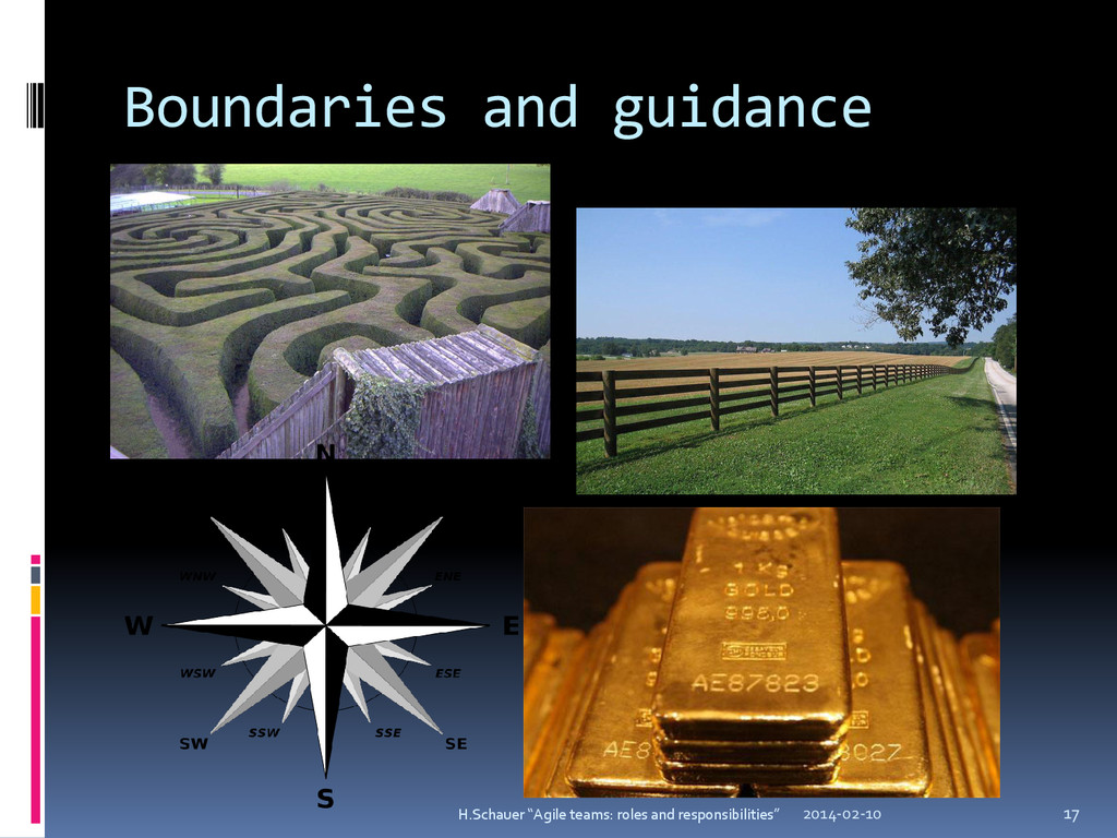 Boundaries and guidance 2014-02-10 17 H.Schauer...