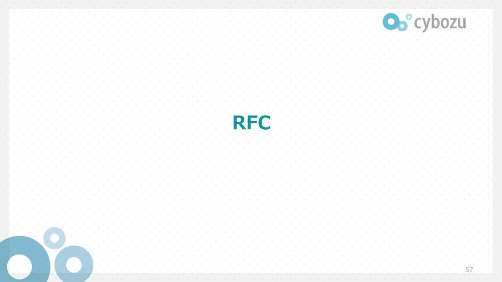 RFC 57