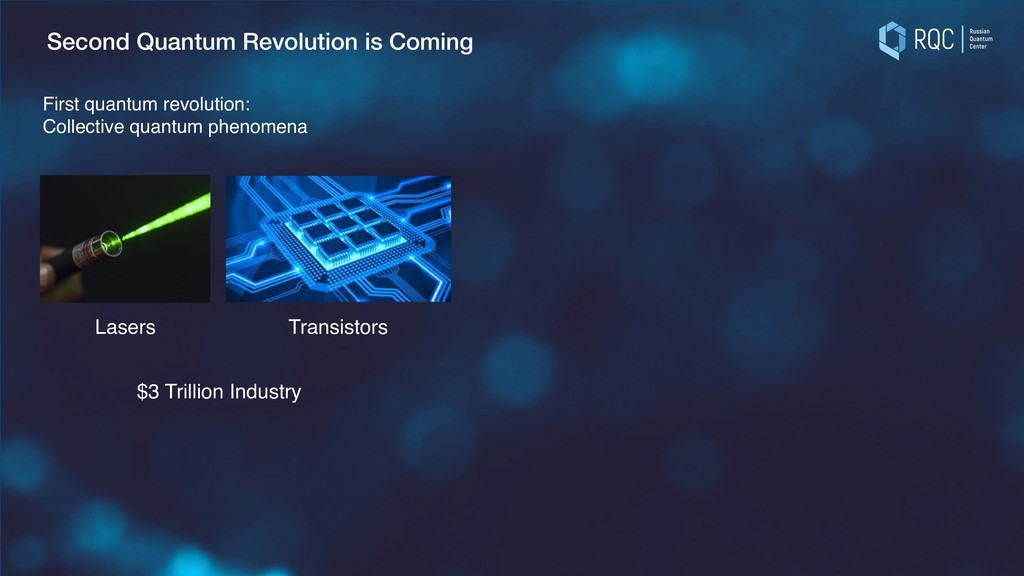 Second Quantum Revolution is Coming First quant...