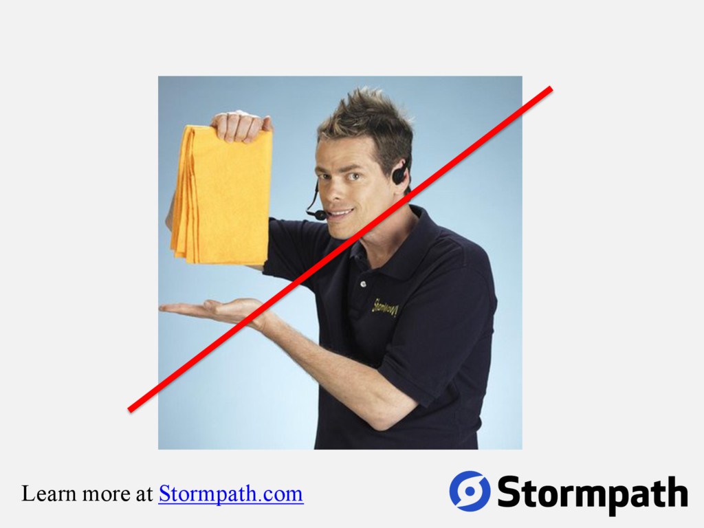 Learn more at Stormpath.com