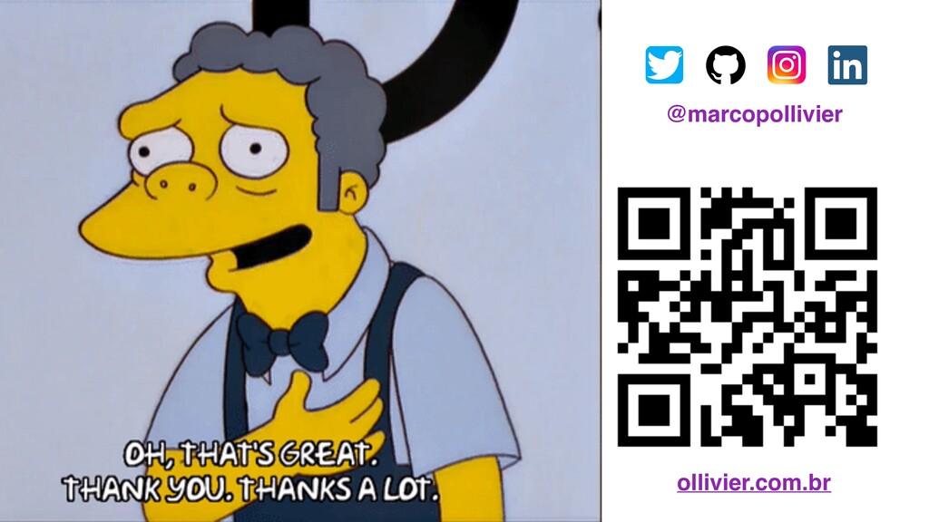 ollivier.com.br @marcopollivier
