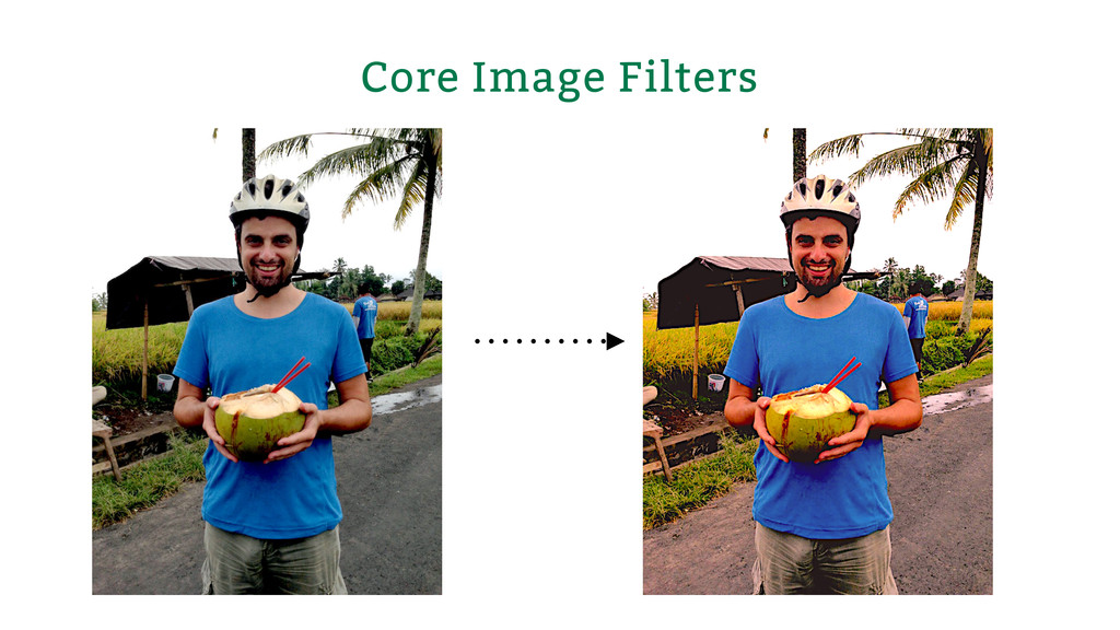 Core Image Filters