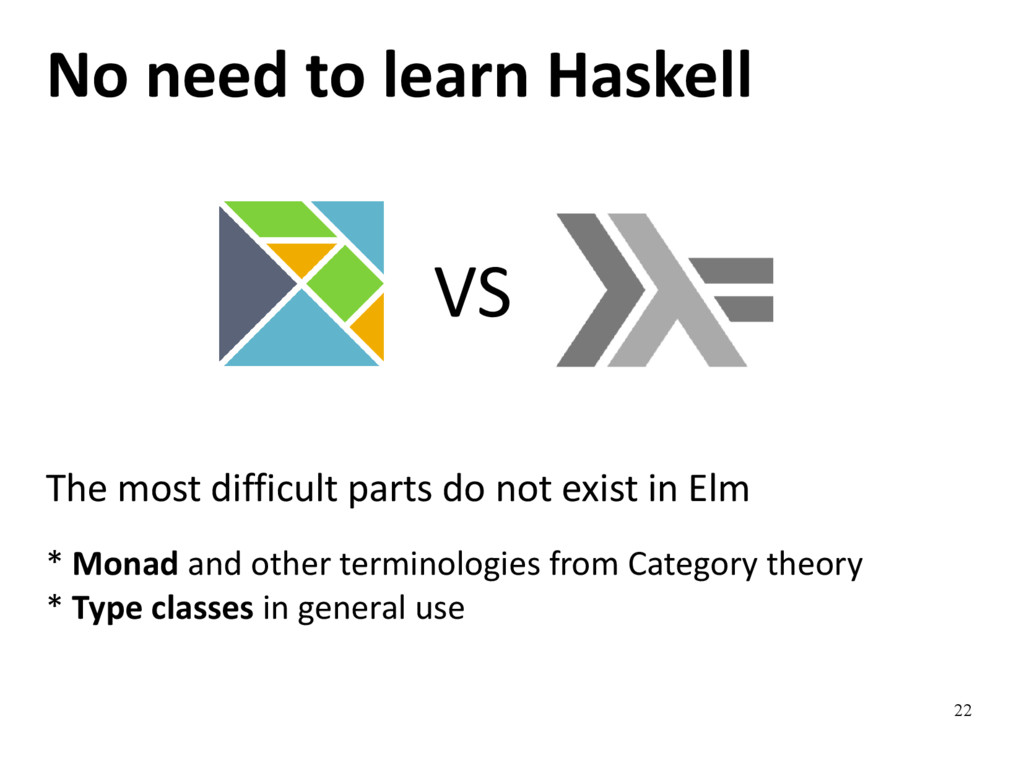 22 No need to learn Haskell VS * Monad and othe...