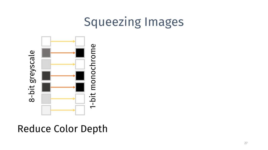 Squeezing Images 27 Reduce Color Depth 8-bit gr...