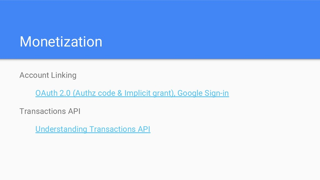 Account Linking OAuth 2.0 (Authz code & Implici...