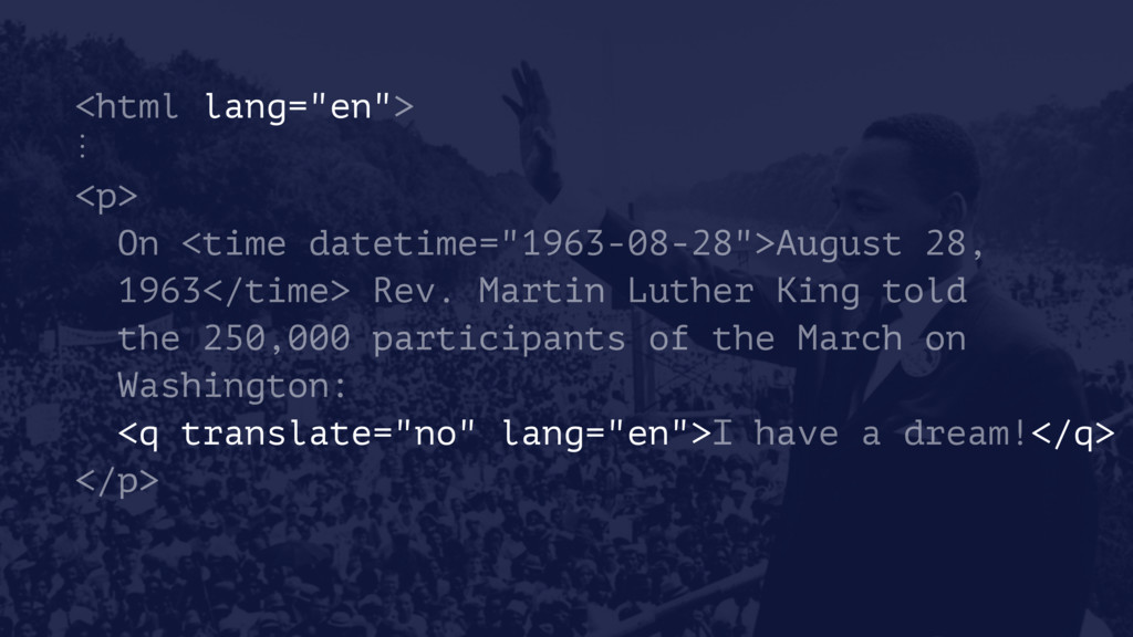 "On <time datetime=""1963-08-28"">August 28, 1963<..."