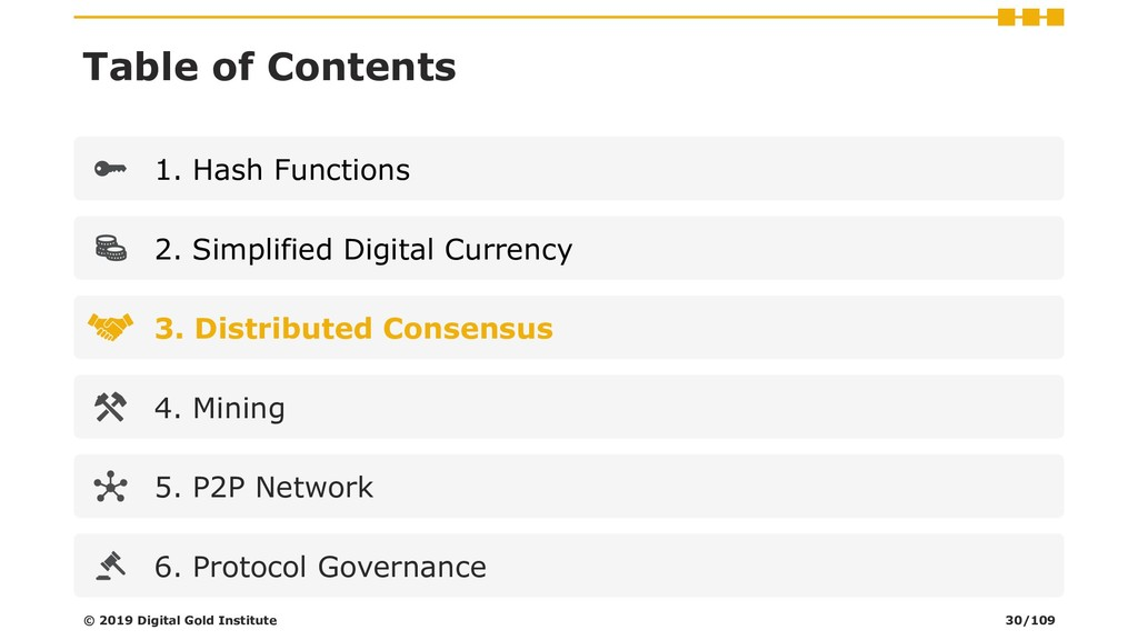 Table of Contents 1. Hash Functions 2. Simplifi...