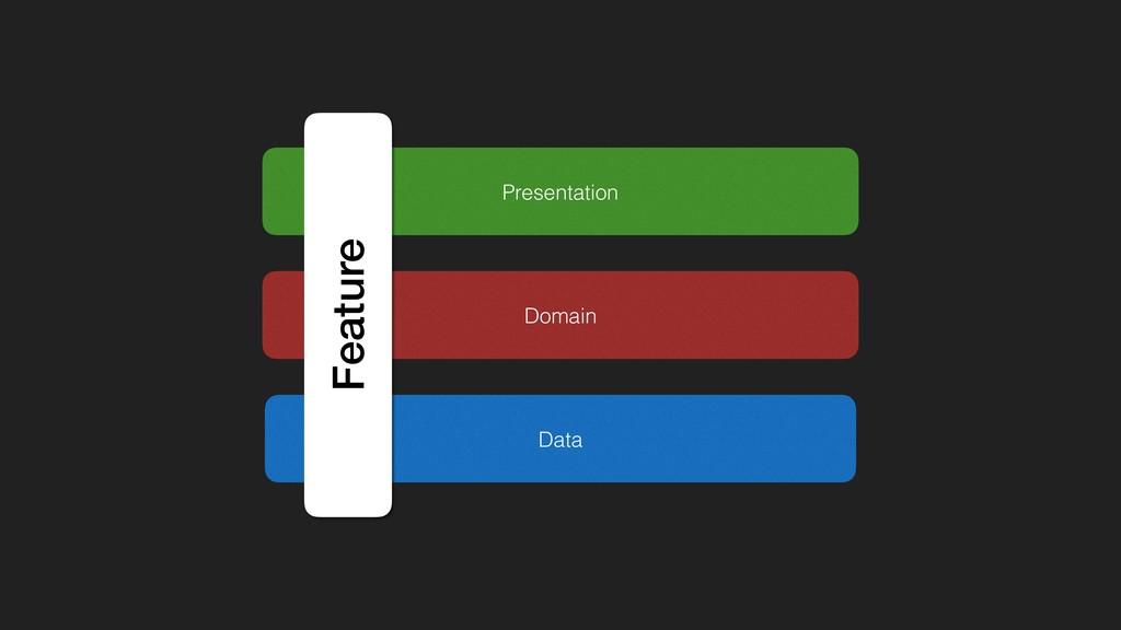 Domain Presentation Data Feature