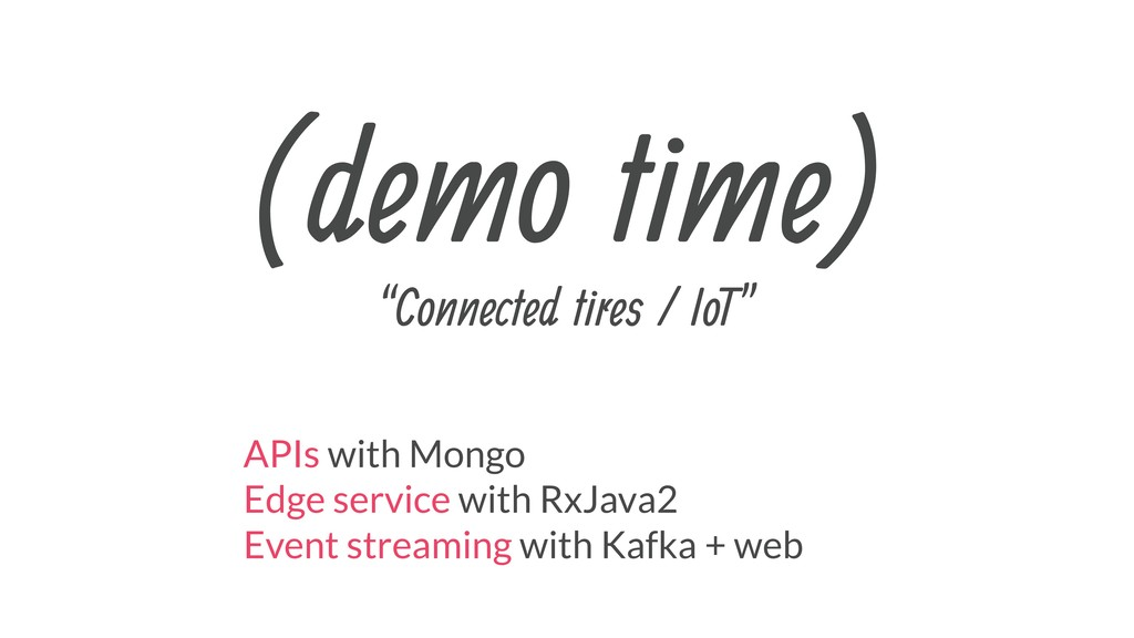 (demo time) APIs with Mongo Edge service with R...