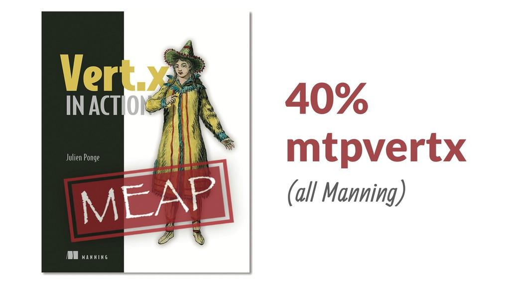 mtpvertx 40% (all Manning)
