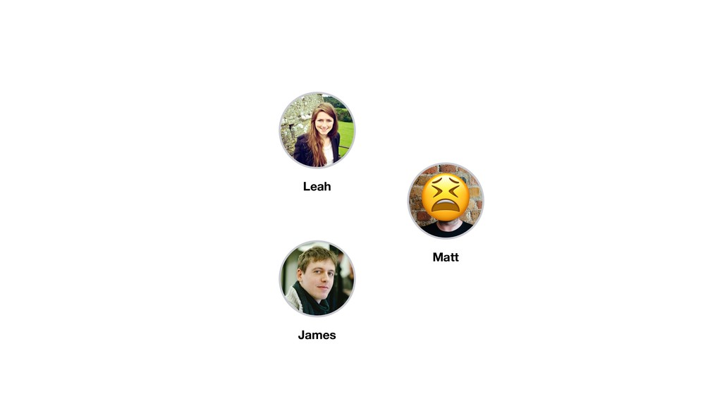 James Leah Matt