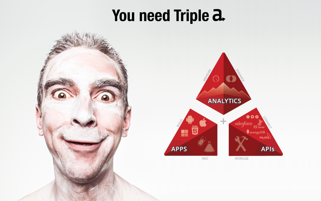 You need Triple
