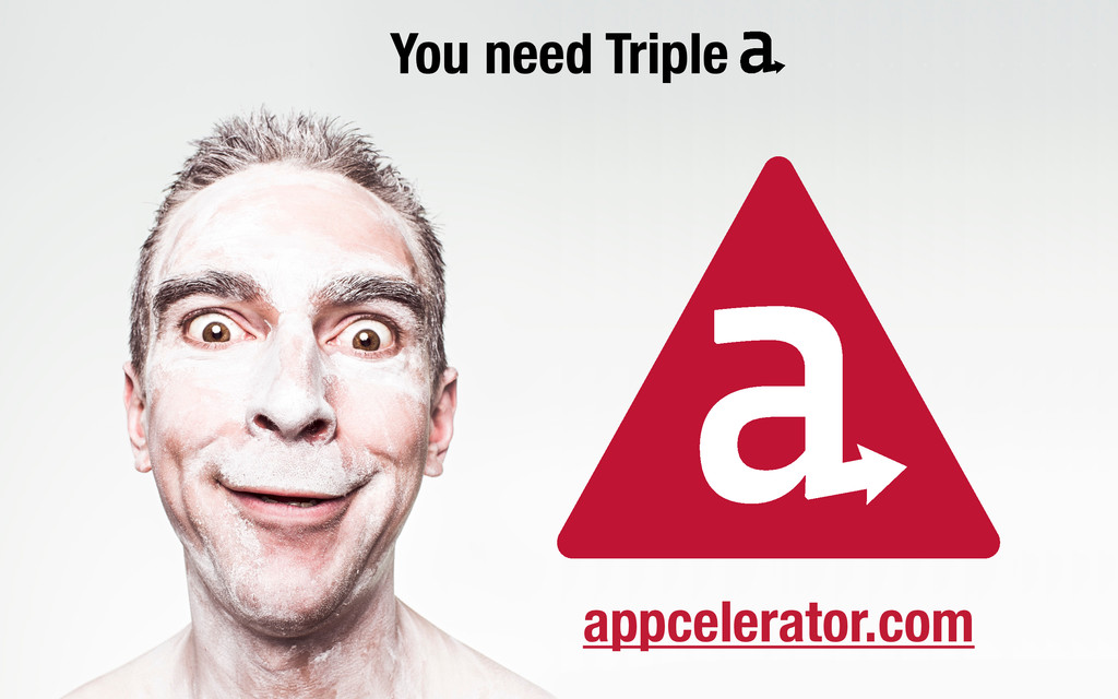 You need Triple appcelerator.com