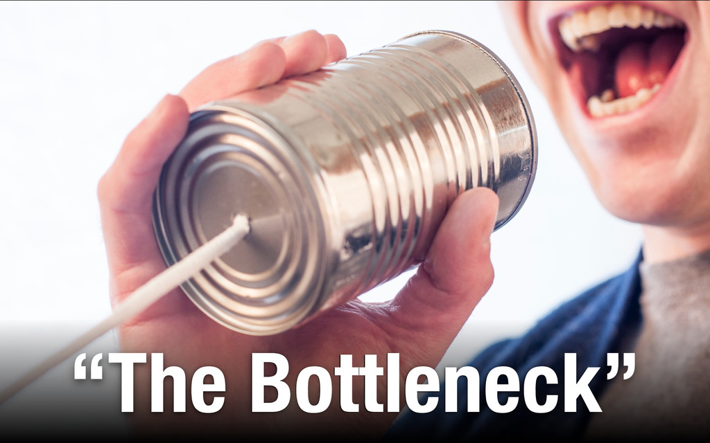 """The Bottleneck"""