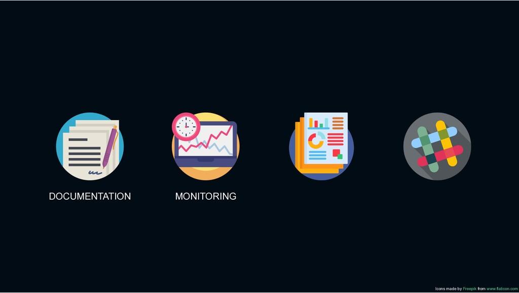 DOCUMENTATION MONITORING Icons made by Freepik ...
