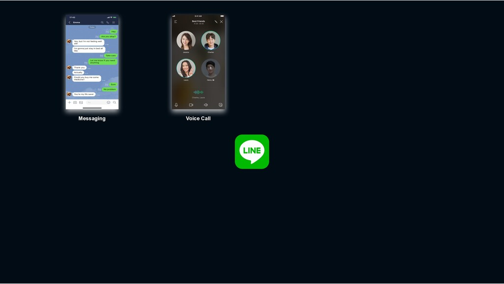 Voice Call Messaging