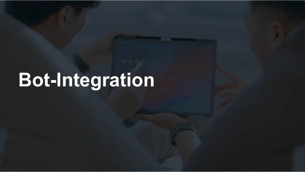 Bot-Integration