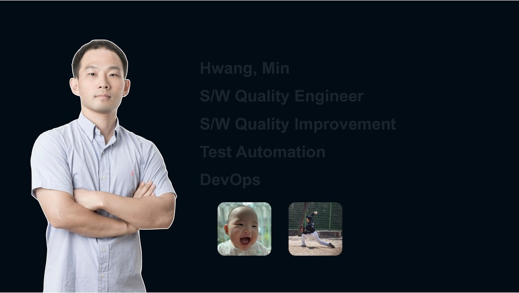 Hwang, Min S/W Quality Engineer Test Automation...