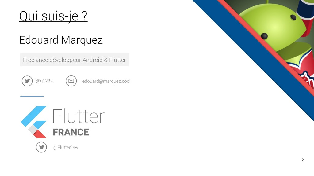 Edouard Marquez Freelance développeur Android &...