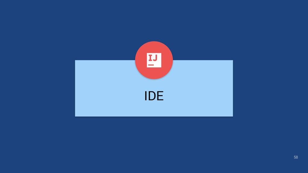IDE 58