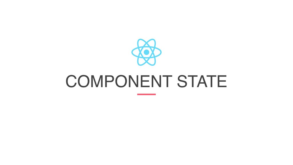 COMPONENT STATE