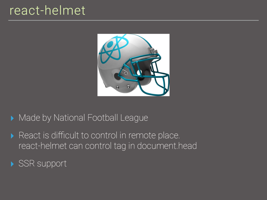 react-helmet ▸ Made by National Football League...