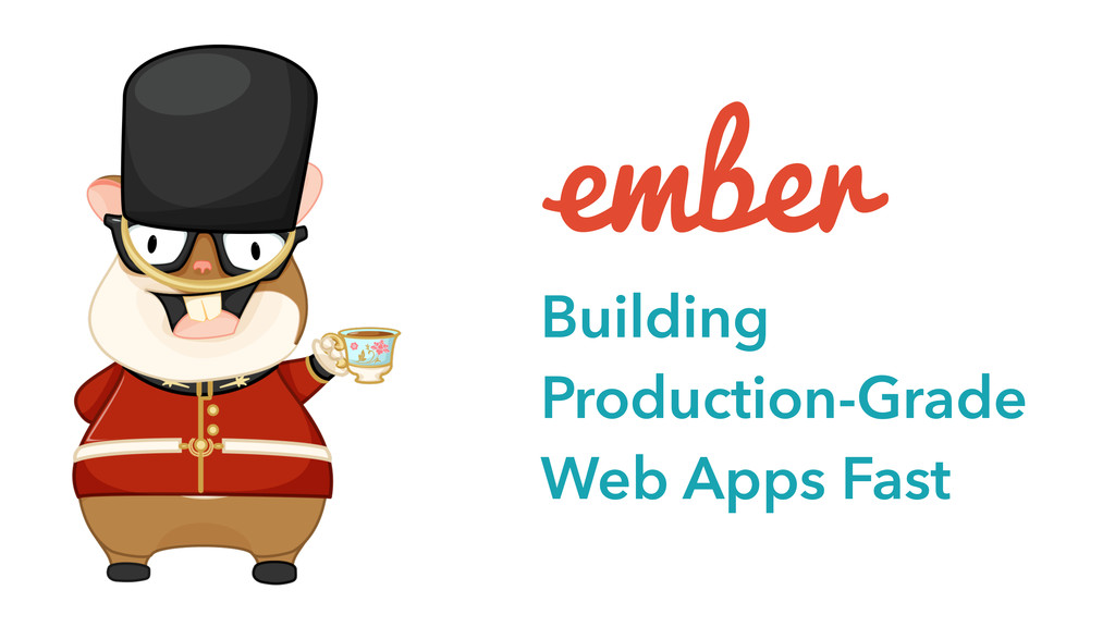Building Production-Grade Web Apps Fast