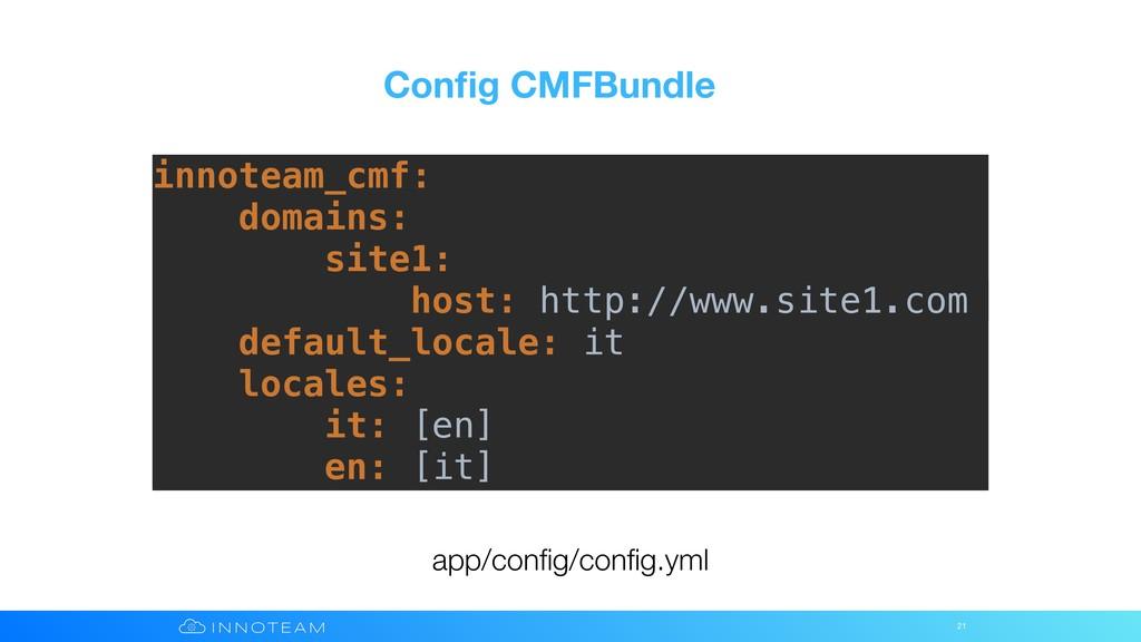 Config CMFBundle 21 app/config/config.yml innoteam...