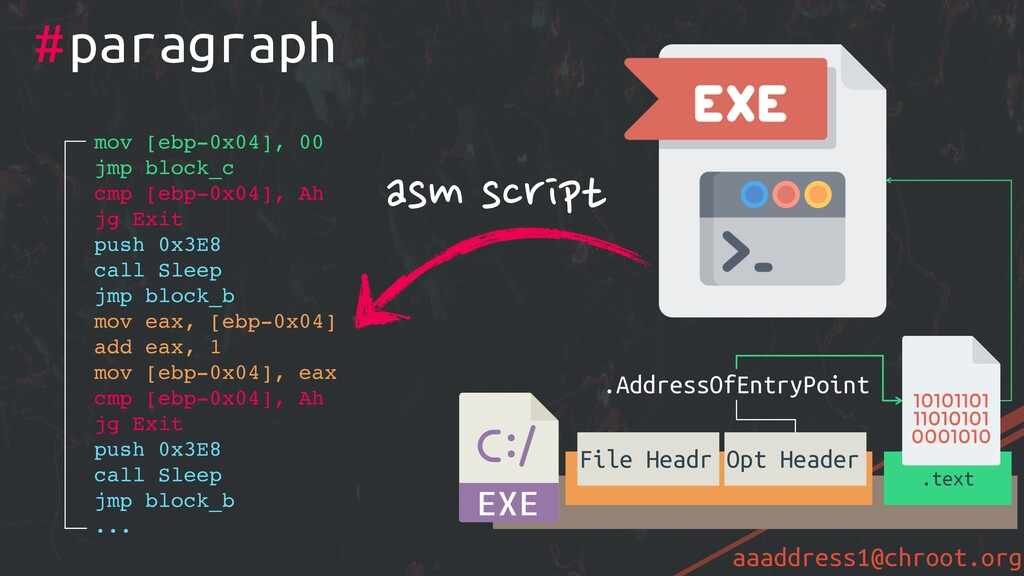 aaaddress1@chroot.org #paragraph File Headr Opt...