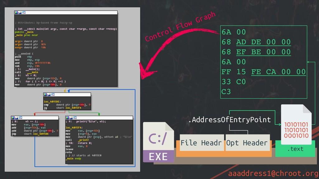 aaaddress1@chroot.org #PE File Headr Opt Header...