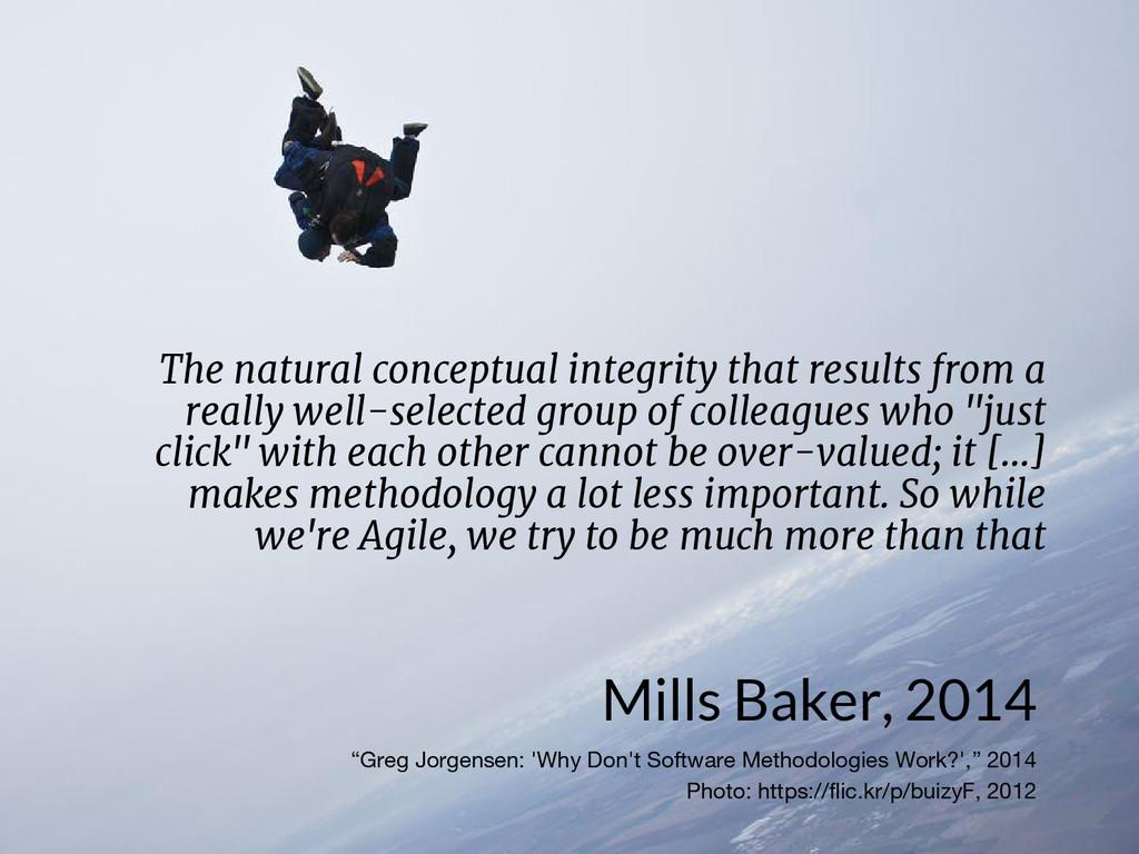 """Mills Baker, 2014 """"Greg Jorgensen: 'Why Don't S..."""