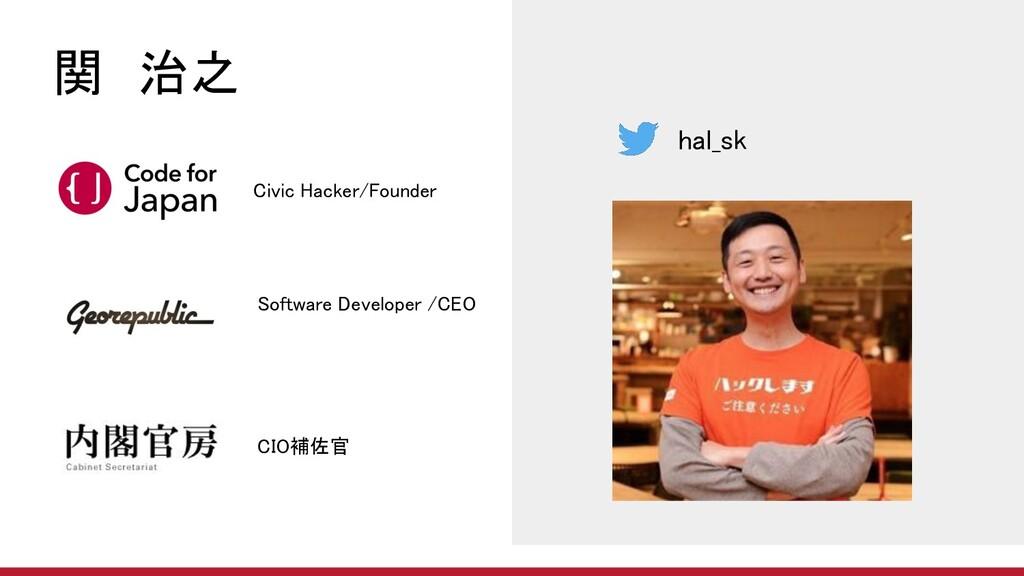 Civic Hacker/Founder  Software Developer /CEO ...