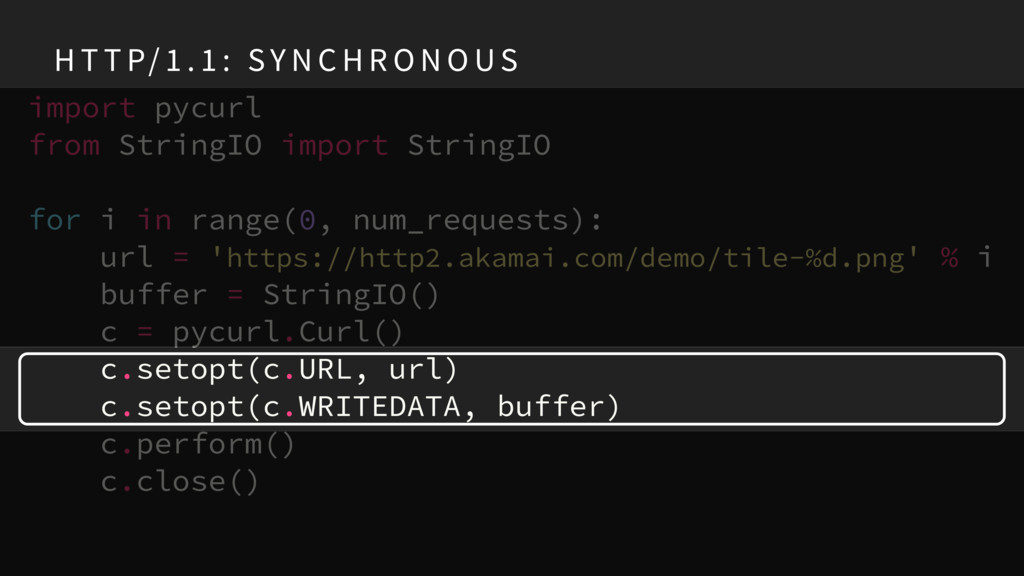 import pycurl from StringIO import StringIO for...
