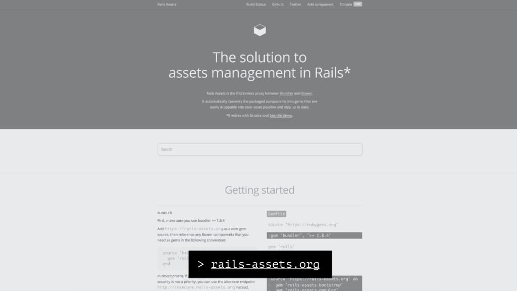 > rails-assets.org