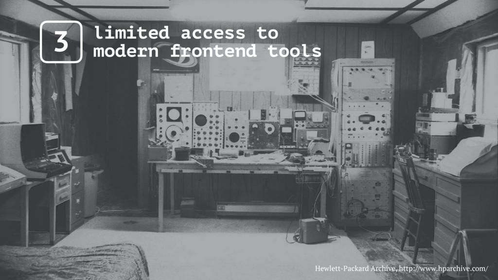 Hewlett-Packard Archive, http://www.hparchive.c...