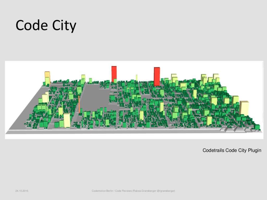 Code City Codetrails Code City Plugin 24.10.201...