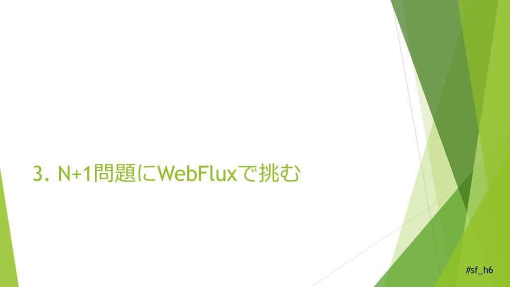 #sf_h6 3. N+1問題にWebFluxで挑む