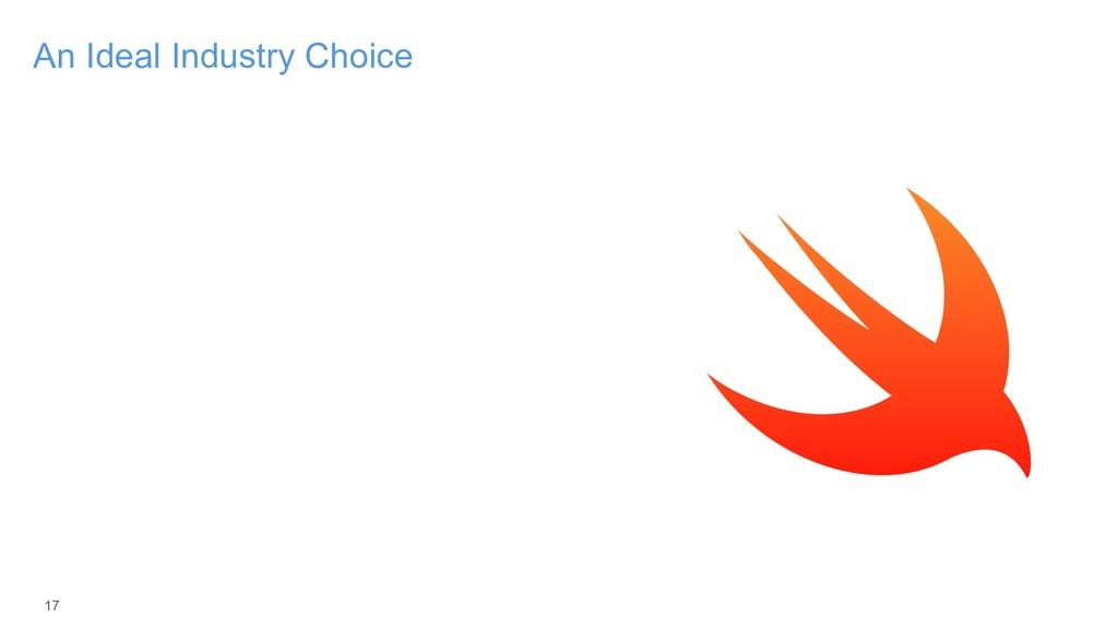 17 An Ideal Industry Choice