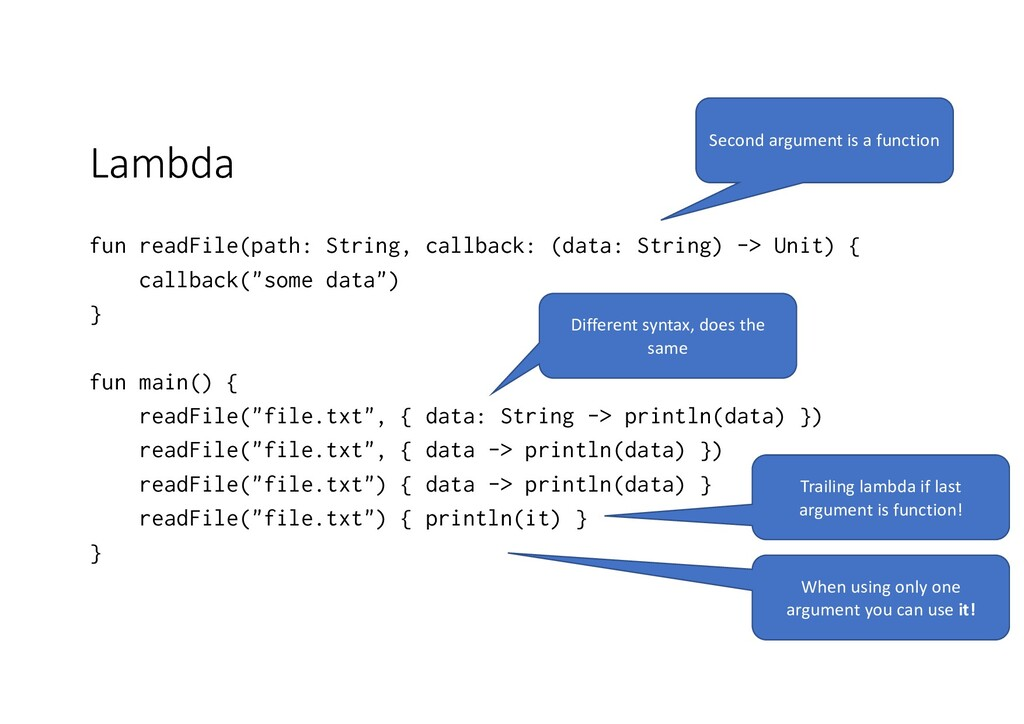 Lambda fun readFile(path: String, callback: (da...