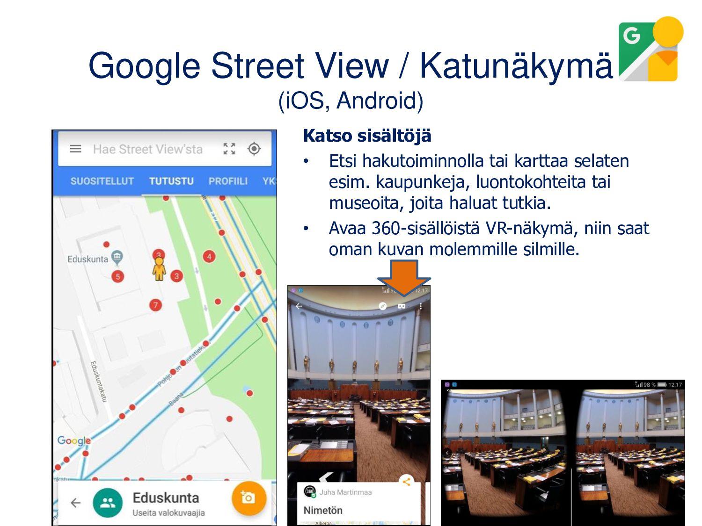Fyuse (Android, iOS) • 3D-kuvien ottaminen ja j...