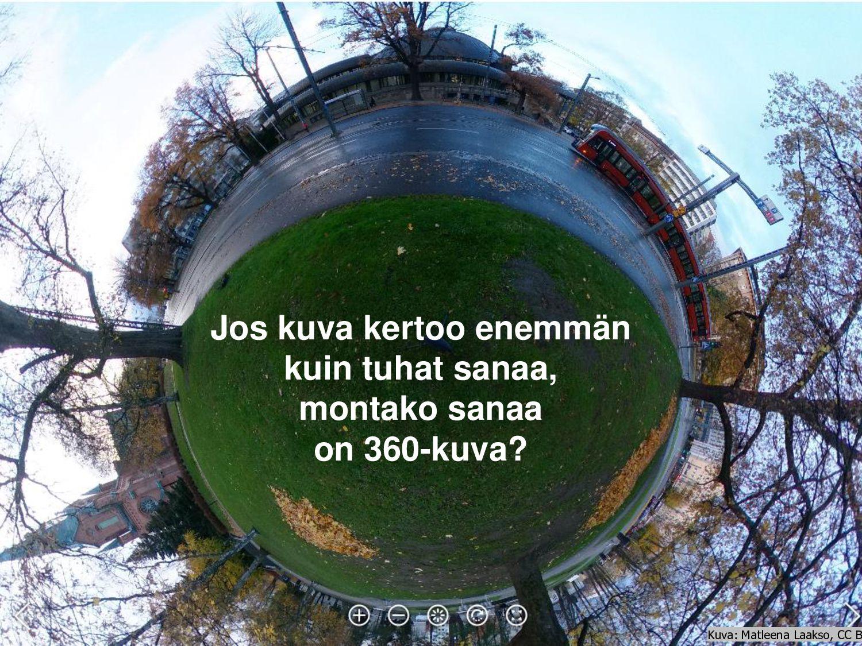 Google Street View / Katunäkymä (iOS, Android) ...