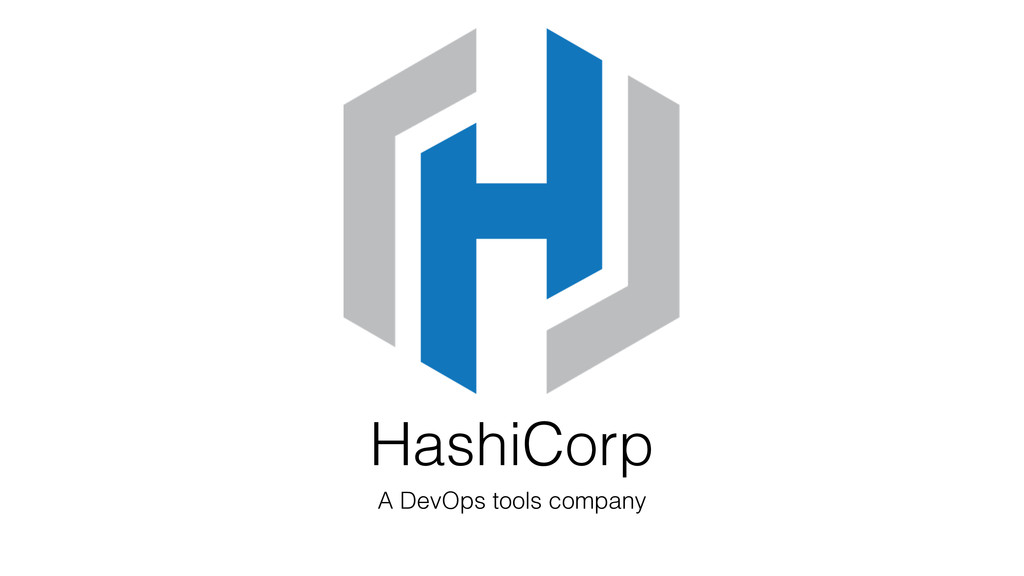 HashiCorp A DevOps tools company