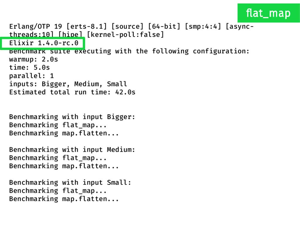 Erlang/OTP 19 [erts-8.1] [source] [64-bit] [smp...